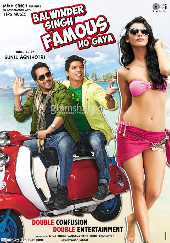 Balwinder Singh Famous ho Gaya Movie Poster 1 glamshamcom
