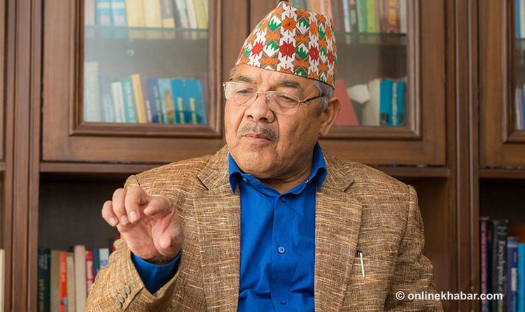 Bam Dev Gautam Bamdev Gautam wants UML Maoists to contest provincial federal