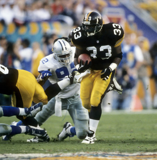 Bam Morris The 12 Most Heartbreaking Playoff Losses In Pittsburgh