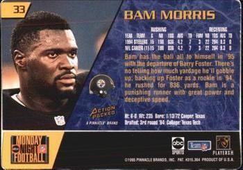 Bam Morris The Trading Card Database Bam Morris Gallery