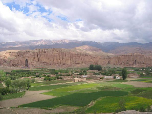 Bamyan Beautiful Landscapes of Bamyan