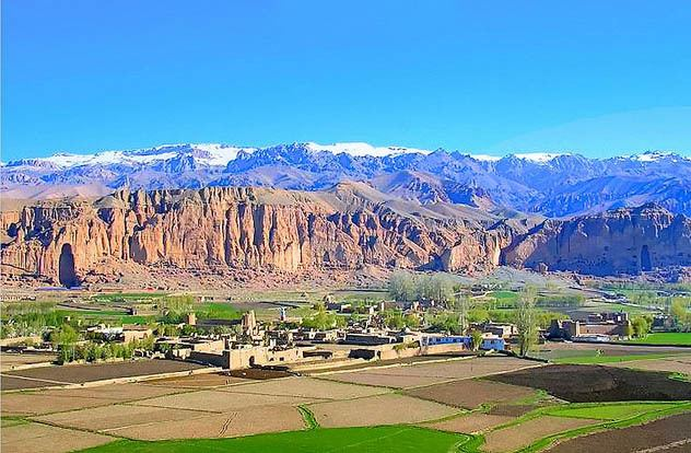 Bamyan Beautiful Landscapes of Bamyan