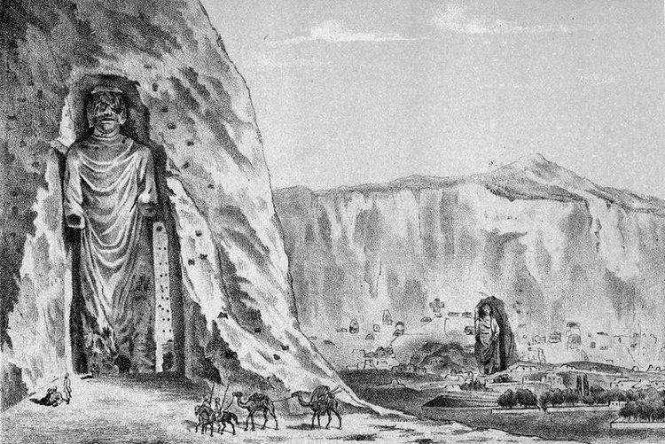 Bamyan in the past, History of Bamyan