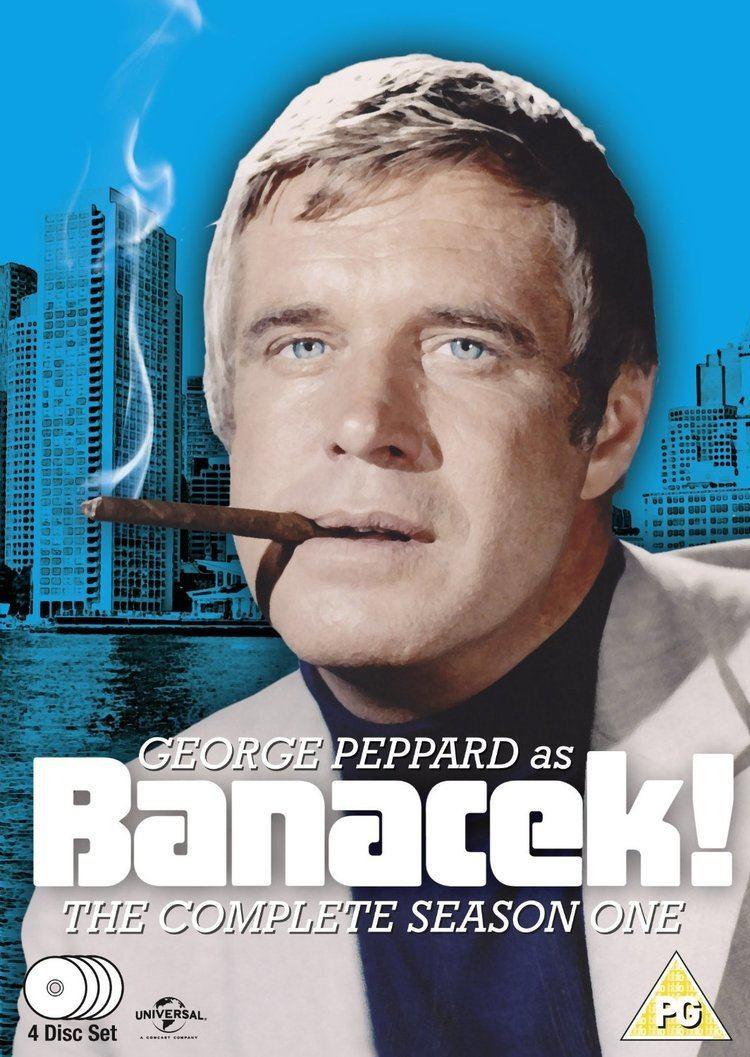 Banacek Cult TV Lounge Banacek season one 1972