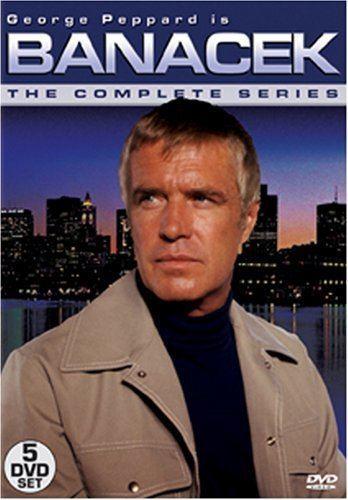 Banacek Amazoncom Banacek The Complete Series Box Set George Peppard