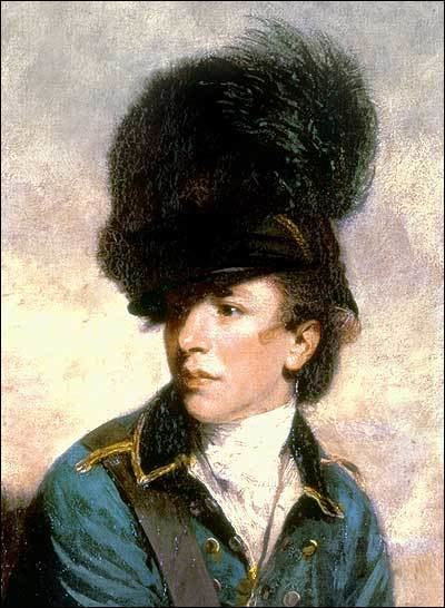 Banastre Tarleton Captain Jack Jouett39s Ride to the Rescue The Colonial