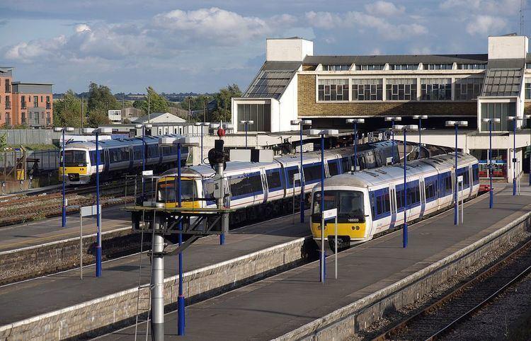 Banbury railway station