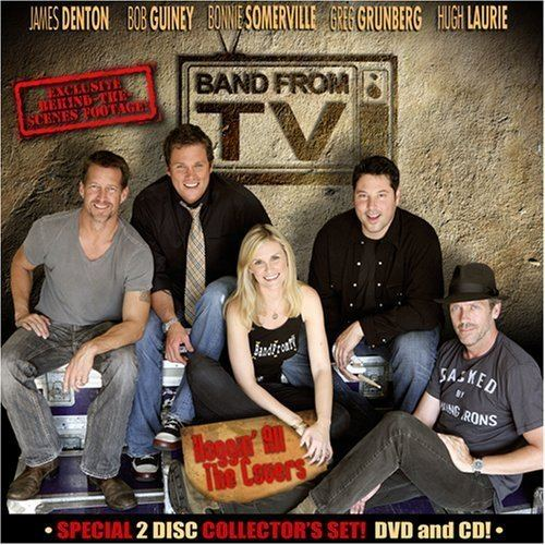 Band from TV News about James Denton and the BAND FROM TV