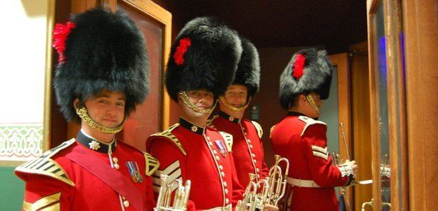 Band of the Coldstream Guards Coldstream Guards world exclusive on Classic FM Classic FM