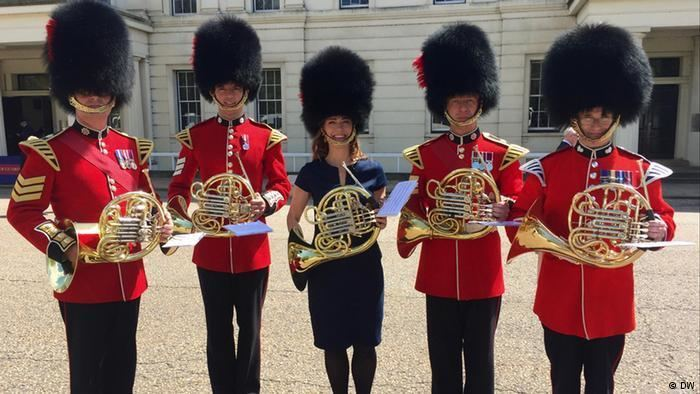 Band of the Coldstream Guards Sarah39s Music The Band of the Coldstream Guards Sarahs Music
