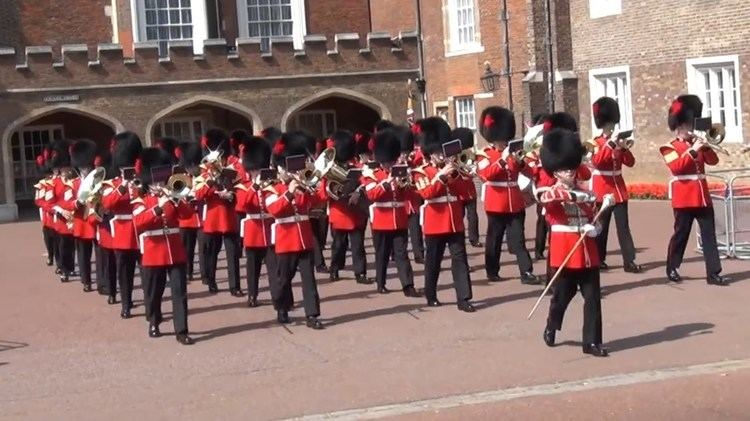 Band of the Coldstream Guards Band of the quotColdstream Guardsquot London YouTube