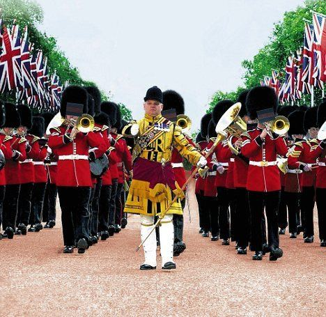Band of the Welsh Guards Royal Wedding Band of the Welsh Guards cant wait for their big day