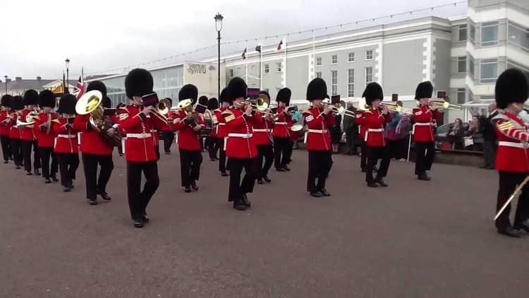 Band of the Welsh Guards httpsiytimgcomviou9C06SlC0maxresdefaultjpg