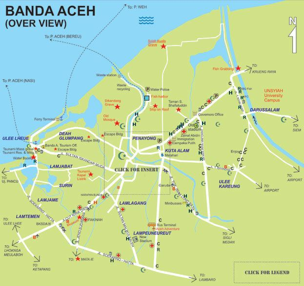 Banda Aceh Tourist places in Banda Aceh