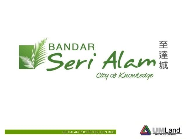 Bandar Seri Alam Bandar seri alam city of knowledge