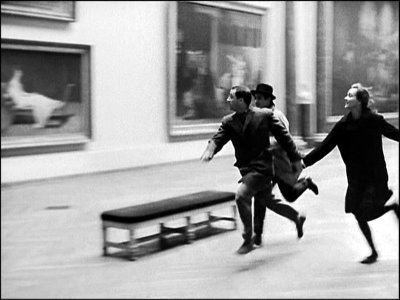 Bande à part (film) Bande a Part France 1964 Directed by JeanLuc Godard One of my