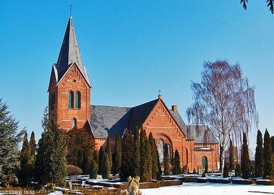 Bandholm Church