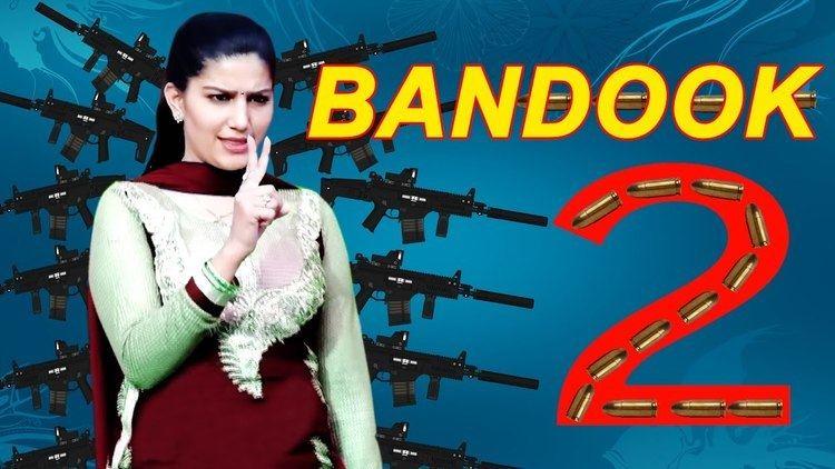 Bandook 2 2 Sapna Hot New Live Dance Song 2017