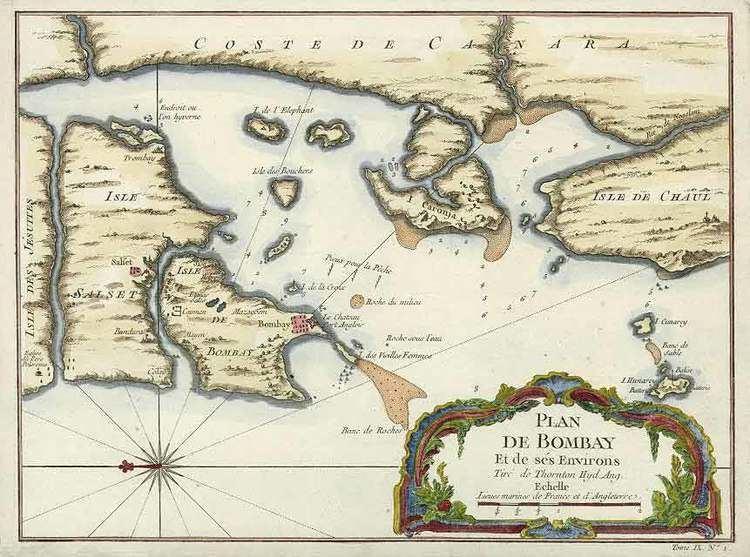 Bandra in the past, History of Bandra