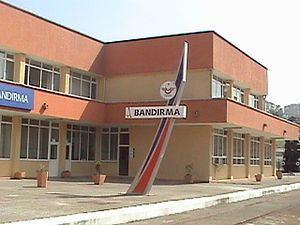 Bandırma railway station httpsuploadwikimediaorgwikipediaenthumb1