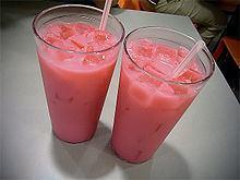 Bandung (drink) httpsuploadwikimediaorgwikipediacommonsthu