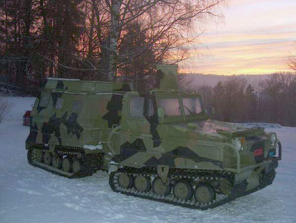 Bandvagn 202