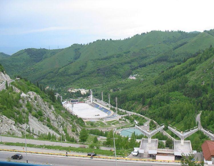 Bandy at the 2011 Asian Winter Games