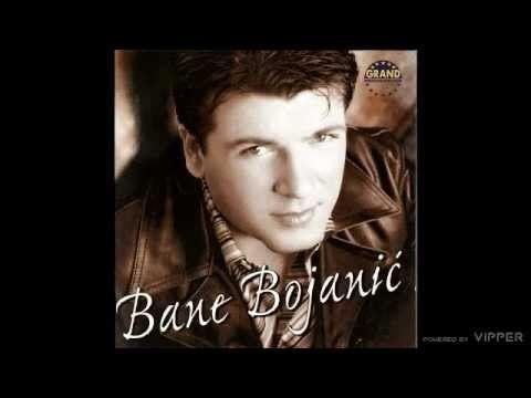 Bane Bojanić Bane Bojanic Samo pijan mogu da prebolim Audio 2001 YouTube