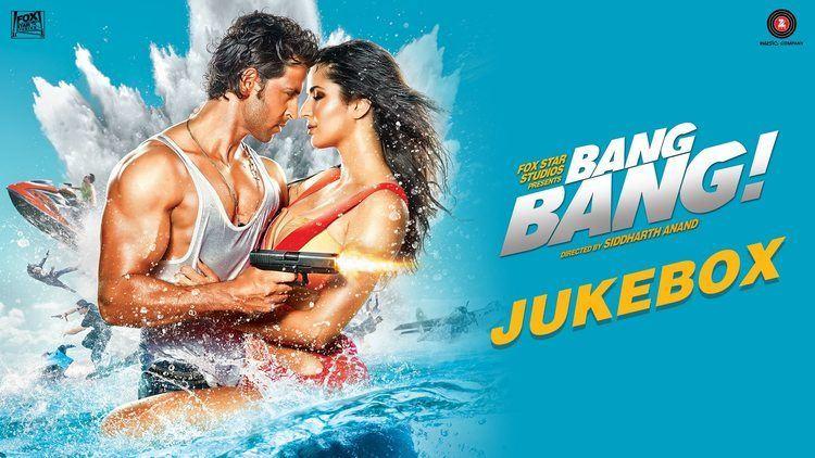 Bang Bang Jukebox Hrithik Roshan Katrina Kaif Vishal Shekhar