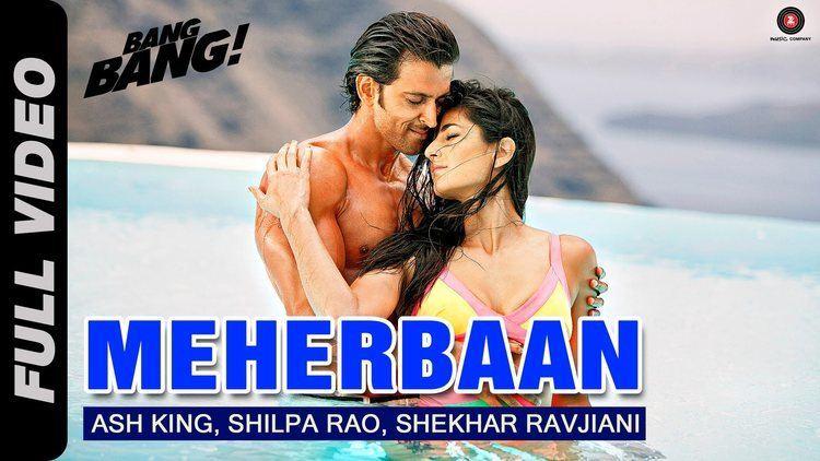 Meherbaan Full Video BANG BANG feat Hrithik Roshan Katrina