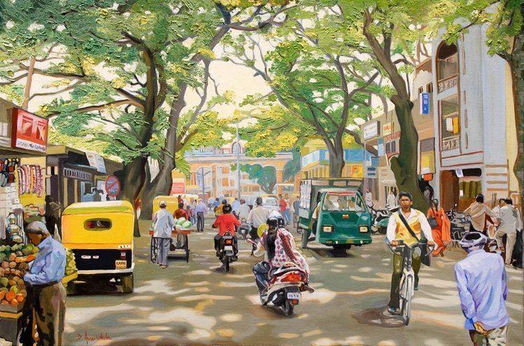 Bangalore Beautiful Landscapes of Bangalore