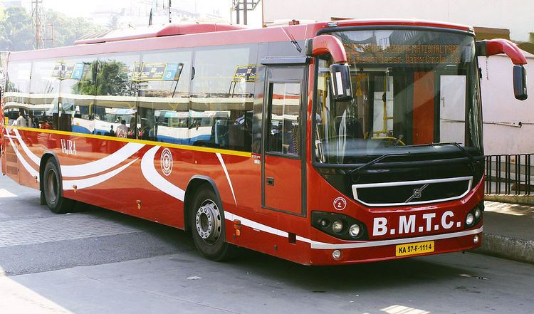 Bangalore Metropolitan Transport Corporation
