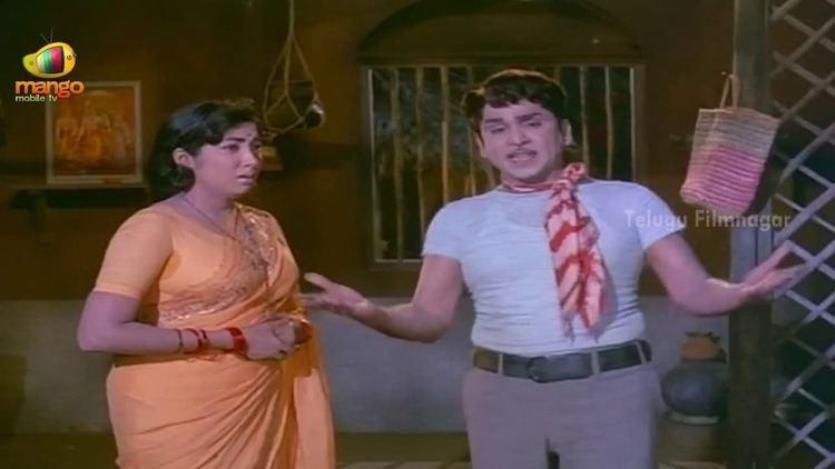Bangaru Babu (2009 film) movie scenes ANR hugging Vanisri Bangaru Babu Movie Scenes ANR Suryakantham Video Dailymotion