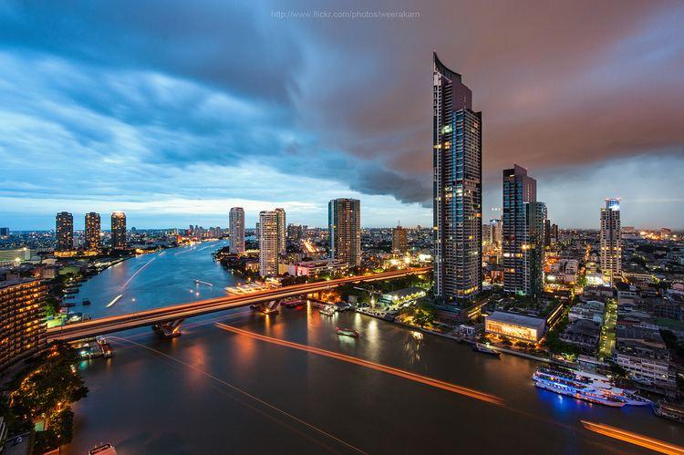 Bangkok Beautiful Landscapes of Bangkok
