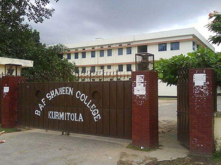 Bangladesh Air Force Shaheen College