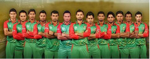 Bangladesh national cricket team Salaries of the Bangladesh National team cricketers CricFrenzy