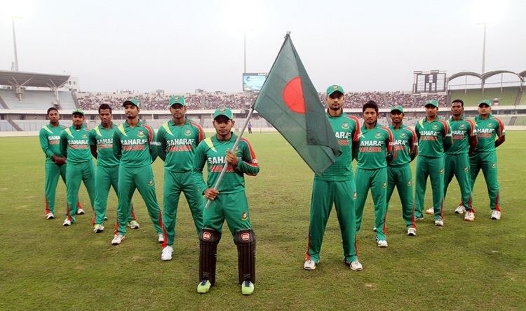 Bangladesh national cricket team Bangladesh National Cricket team will leave for World Cup tonight