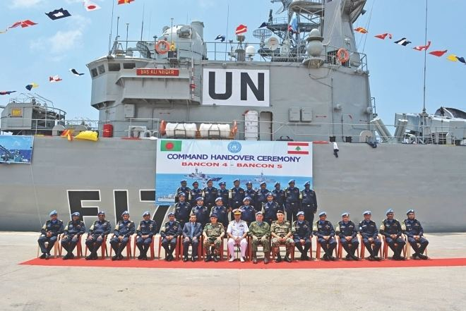 Bangladesh Navy Bangladesh Navy contributes two more battleships The Daily Star