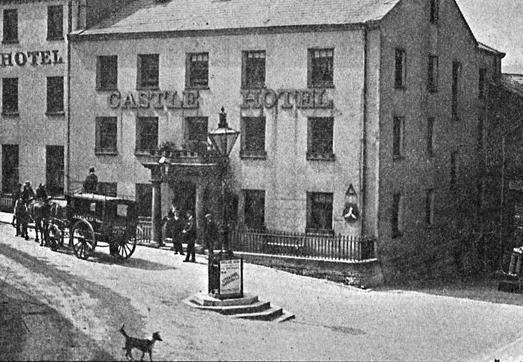 Bangor, Gwynedd in the past, History of Bangor, Gwynedd