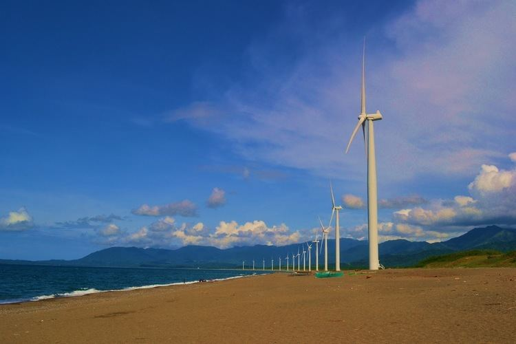 Bangui Wind Farm The Backpack Adventures Ilocos Norte Bangui Wind Farm