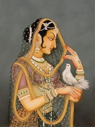 Bani Thani Bani Thani Painting View Specifications amp Details of Traditional
