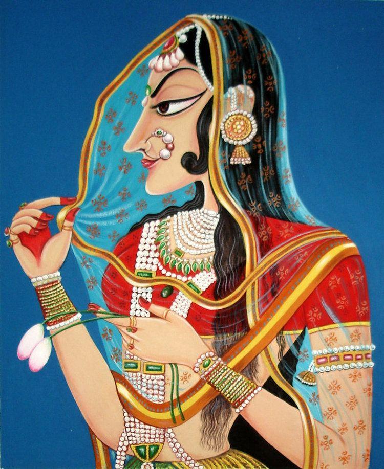 Bani Thani 1000 images about Bani thani on Pinterest Gemstones Painting