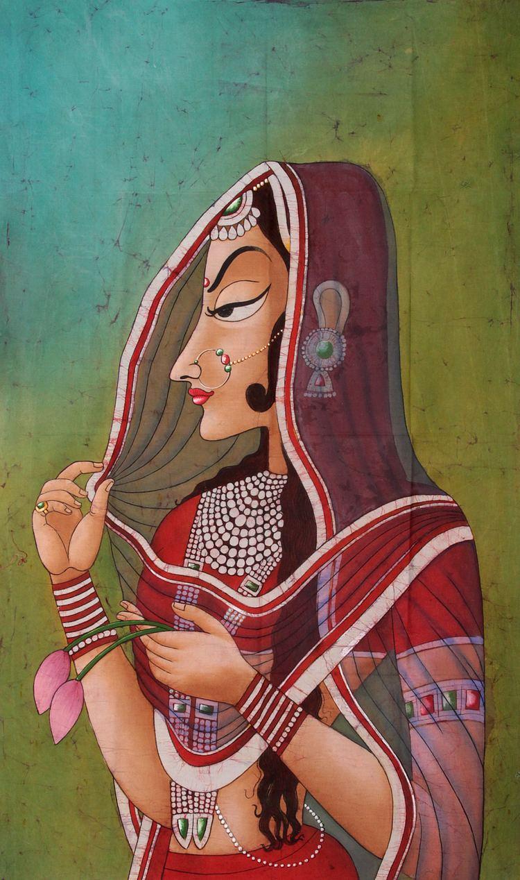 Bani Thani Bani Thani An Indian Mona Lisa