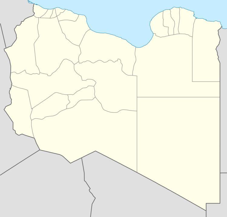 Bani Walid Airport