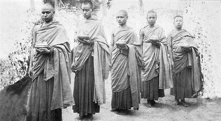 Banishment of Buddhist monks from Nepal