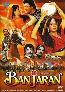 Banjaran movie poster