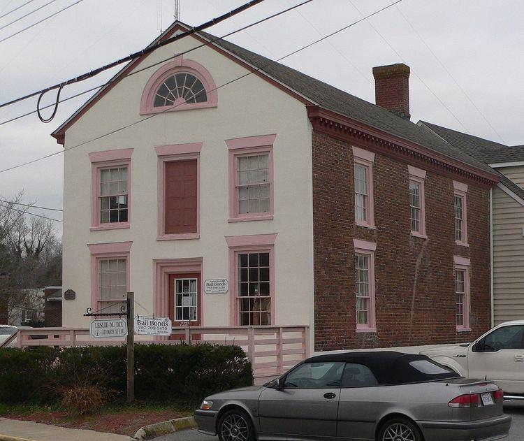 Bank Building (Accomac, Virginia)