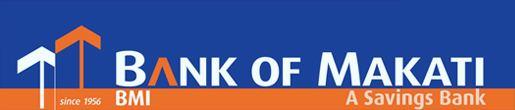 Bank of Makati wwwbankofmakaticomphtemplateswaveimageslogojpg