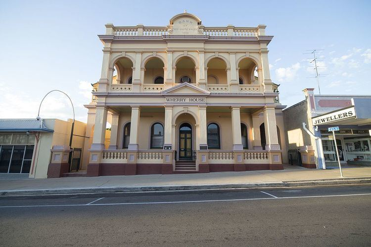Bank of New South Wales building, Charters Towers