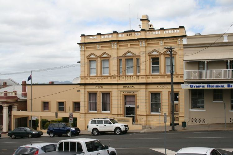 Bank of New South Wales building, Gympie